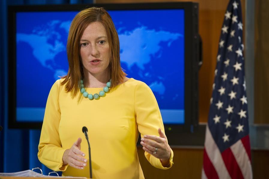 Псаки не объяснила, почему США избирательно давят на страны за контакты с Россией