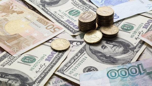 Рубль продолжает плавное снижение