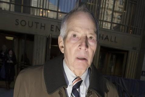 В Штатах арестован миллиардер Роберт Дерст