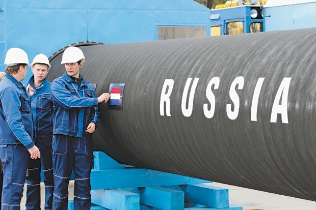 Германия увеличила поставки российского газа