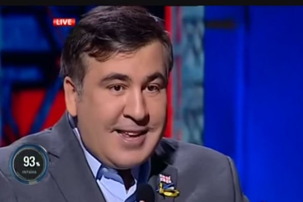 Саакашвили: Украинцы умирают за интересы ЕС и США