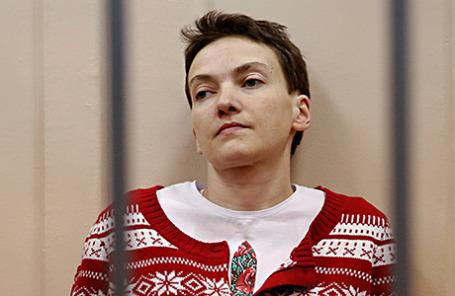Из-за голодовки Савченко придется два месяца употреблять специальное питание