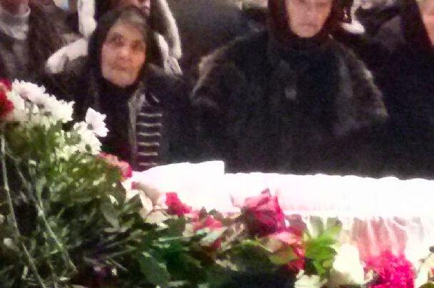 В Сахаровском центре началось прощание с Борисом Немцовым