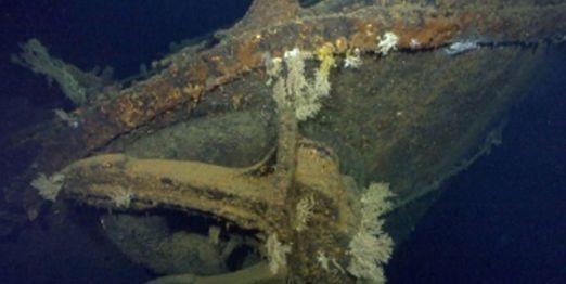 Близ Филиппин нашли японский корабль времен Второй мировой войны