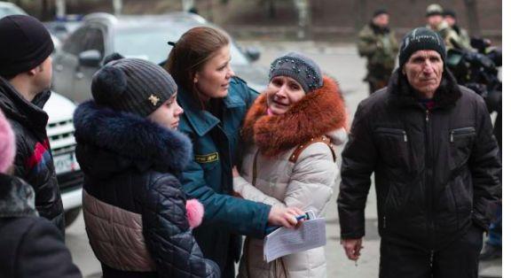 ДНР сообщает о 14 раненных во время взрыва в шахте Засядько