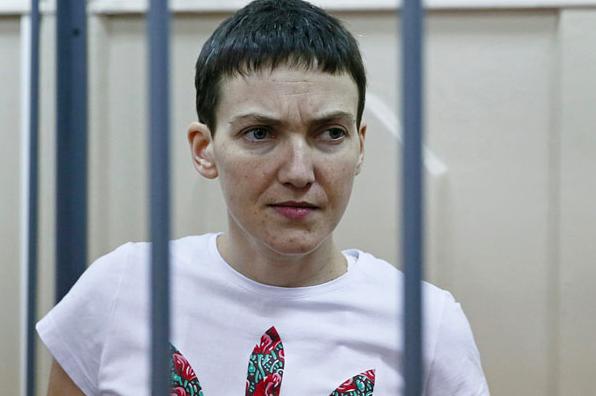 Мать Савченко просит Меркель спасти ее дочь