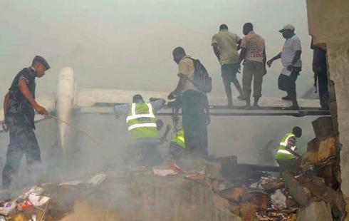 47 человек погибли, 50 ранены в тройном теракте в Нигерии