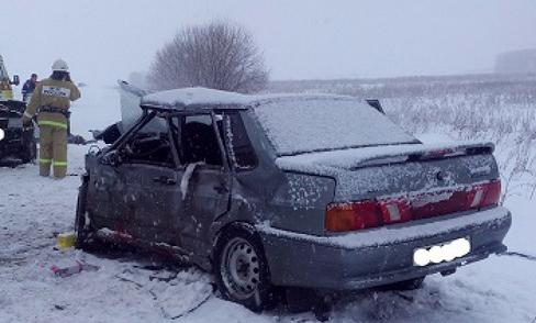 5 человек разбились в ДТП в Пермском крае