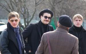 Максим Матвеев и другие артисты театра