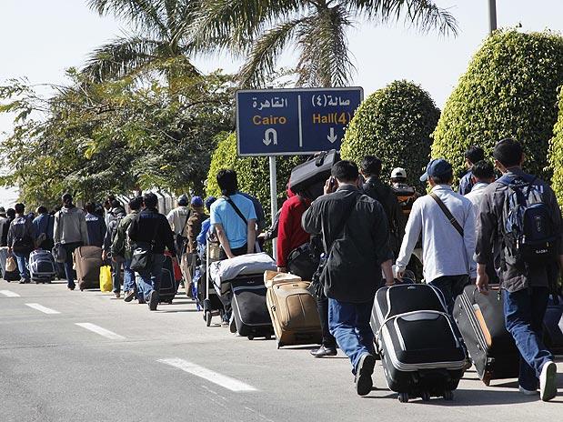Египет вводит визовый режим для туристов