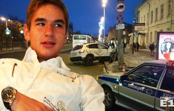 Сын главы Союза железнодорожников РФ признан виновным в ДТП с погибшим