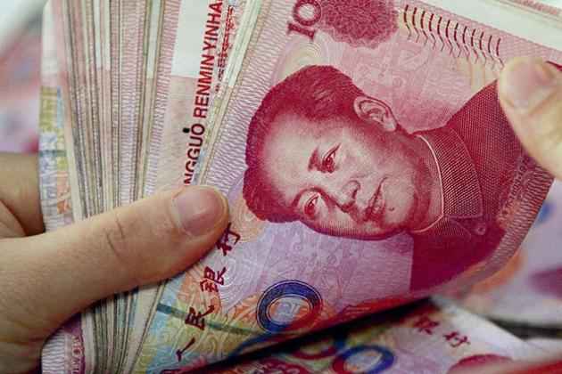 Снижение экспорта с Россией привело к девальвации юаня
