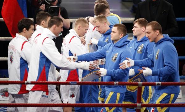 Российские боксеры просят обеспечить им безопасность на Украине