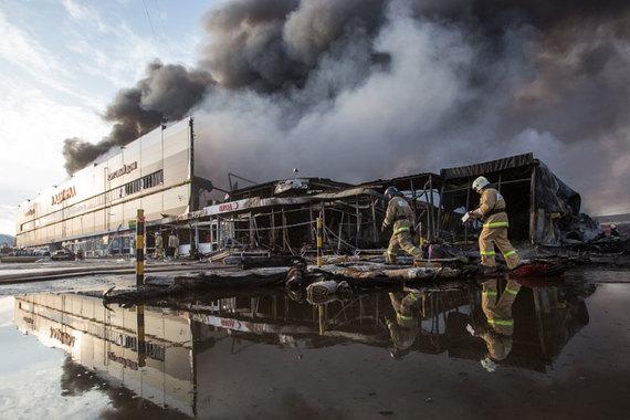 Под завалами ТЦ в Казани могут находиться еще 19 тел