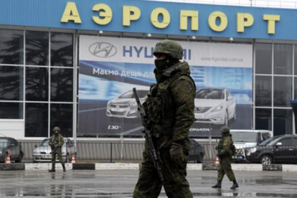 Терминал аэропорта Симферополя эвакуирован из-за угрозы взрыва