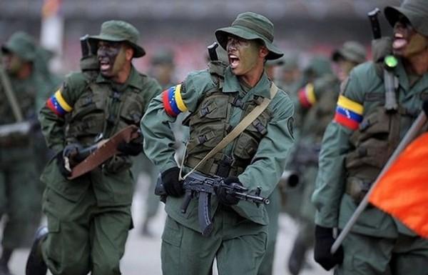 Российские военные участвуют в