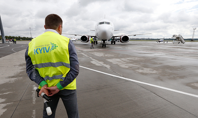 Авиакомпании покидают украинское небо