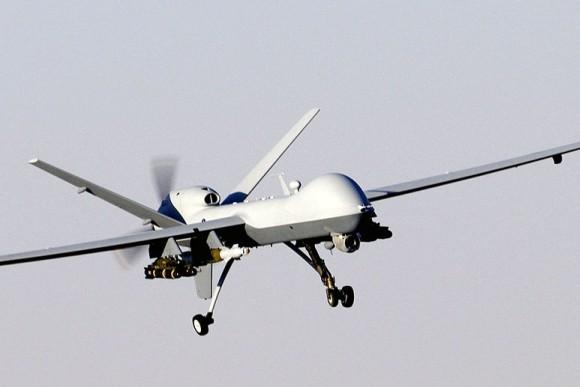 ИГ сбило беспилотник США