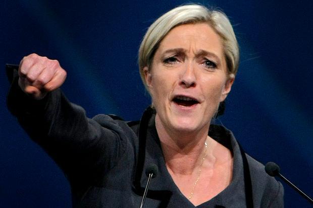 Ле Пен призвала Францию объединиться с Россией