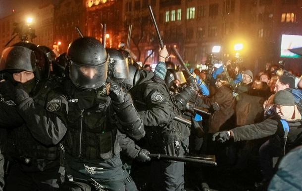 Россияне против повторения украинского Майдана