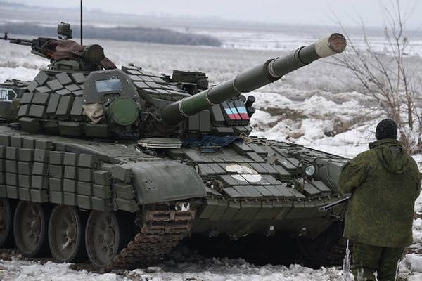 Украинские силовики заявили о формировании ударных подразделений ополчения