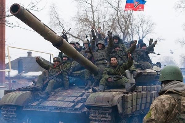 Штаб АТО взбудоражил перехват о массированном наступлении ополченцев после 10 марта