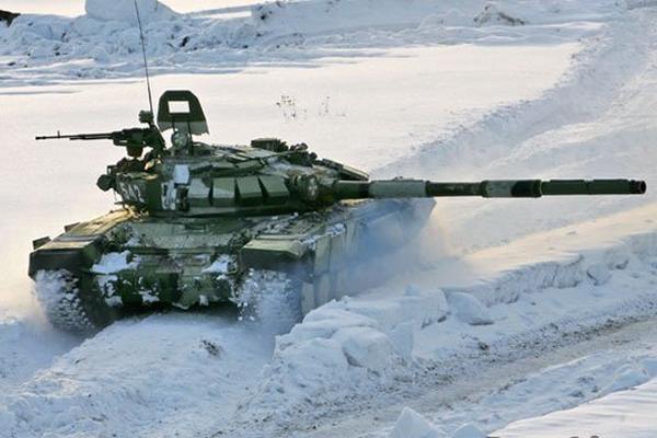 Под Луганском нацгвардию выбили из населенного пункта