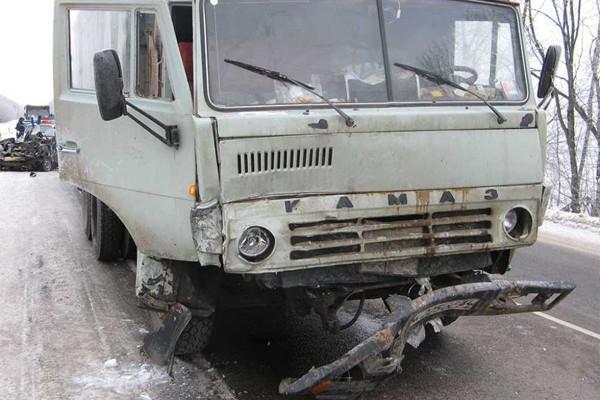 3 женщины погибли в ДТП под Тюменью