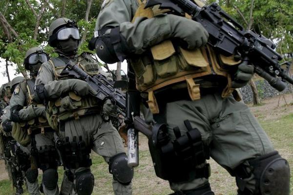 Около 140 исламистов были уничтожены в Филиппинах