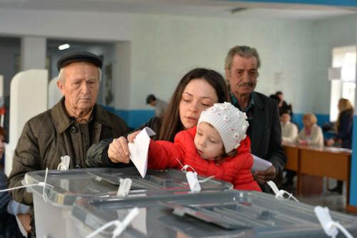Выборы главы Гагаузии признаны состоявшимися