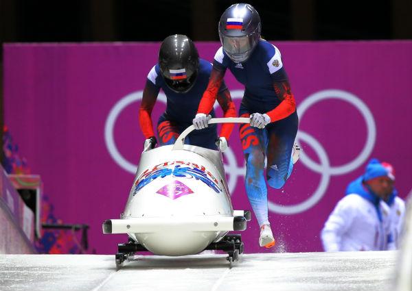 Российские бобслеисты выиграли бронзовые медали Чемпионата мира