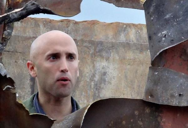 Журналист Грэм Филлипс был задержан и допрошен в Хитроу по поводу работы в Донбассе
