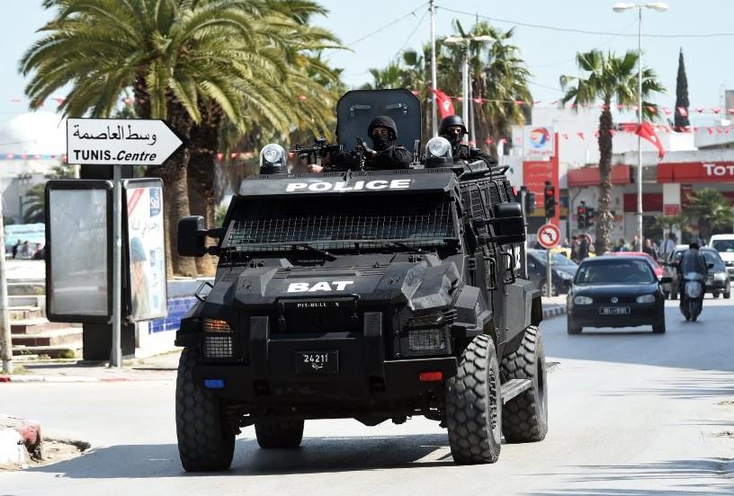 Все заложники в Тунисе освобождены