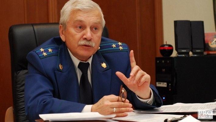 Прокурор Казани уволился после пожара в