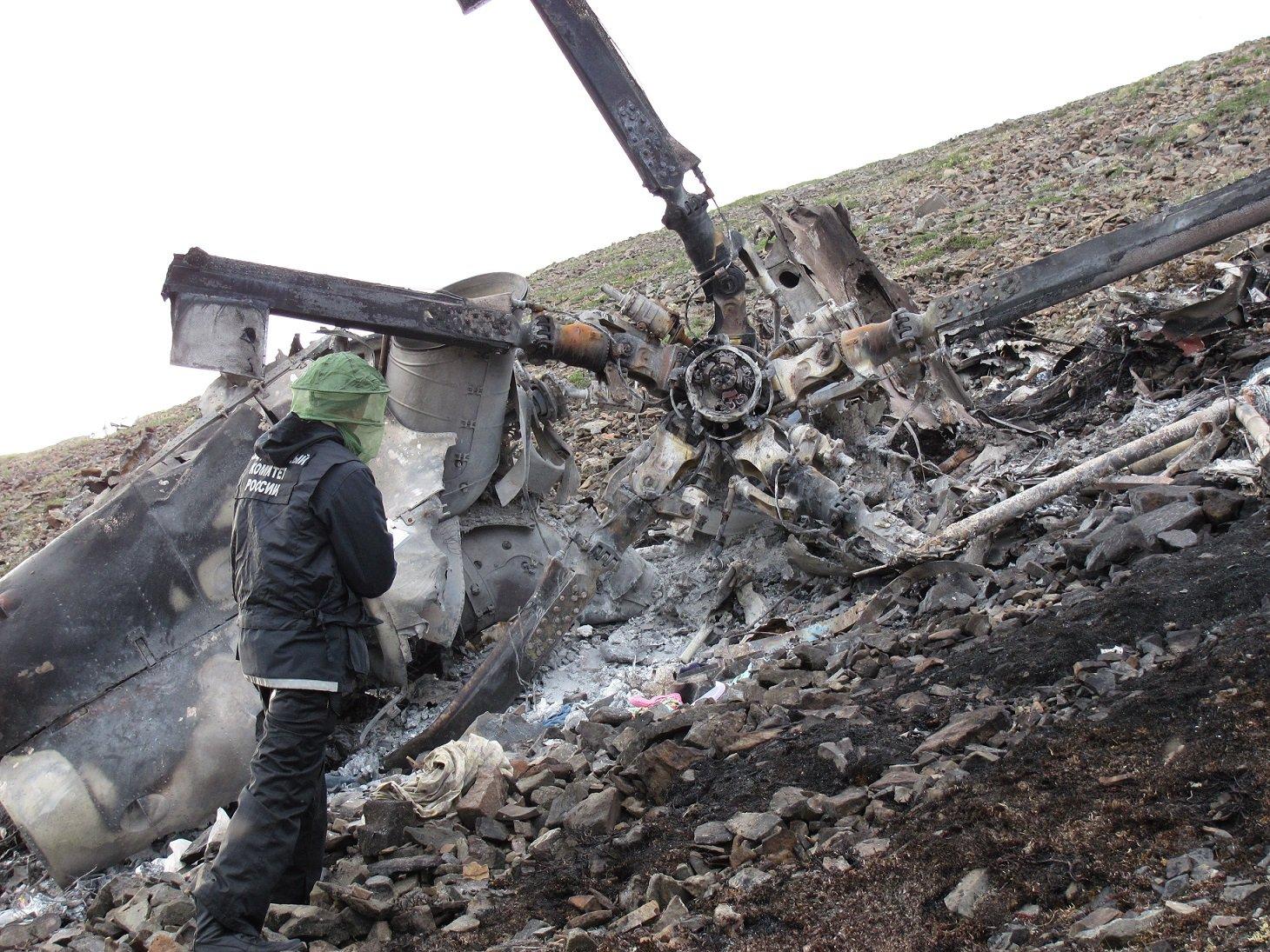 Командир разбившегося в Якутии вертолета приговорен к 6,5 года
