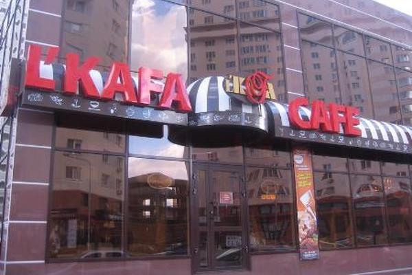 Киевские кафе установили запрет на вход украинским военнослужащим