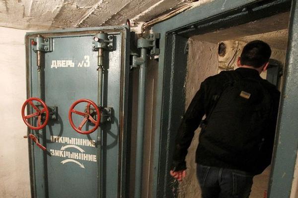 Мэрия Киева подготовила к войне бомбоубежища и метро
