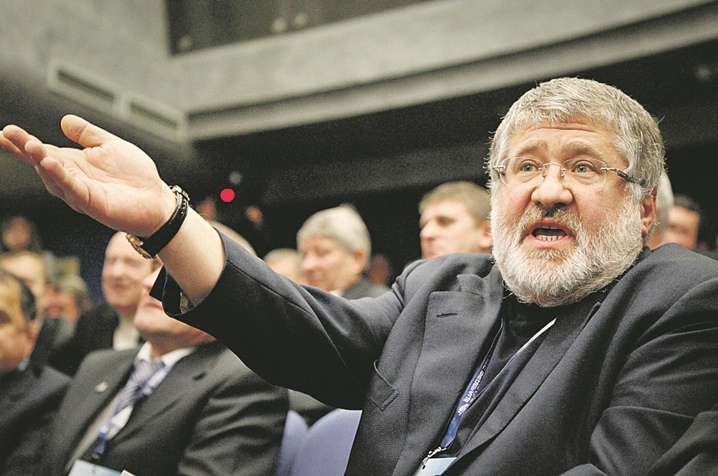 Коломойский вчистую проиграл на выборах главы Федерации футбола Украины