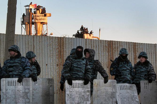 Участники массовых беспорядков в ИК №6 Копейска предстанут перед судом