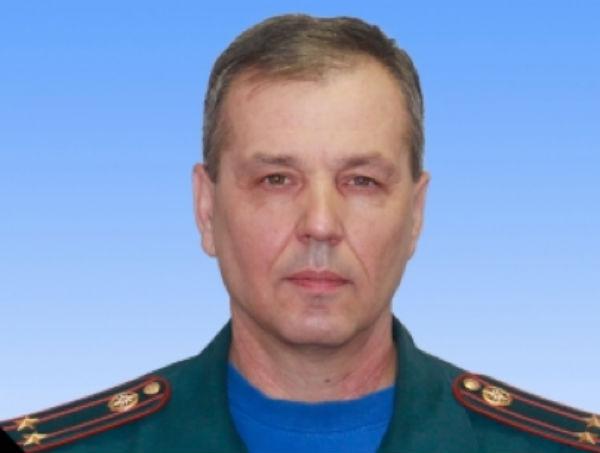 Подполковник МЧС найден мертвым возле ТЦ
