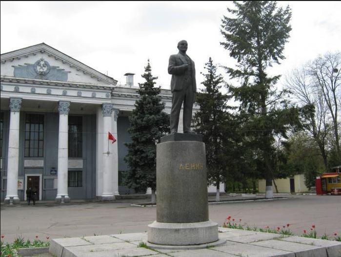 На Украине площадь Ленина переименовали в честь Савченко
