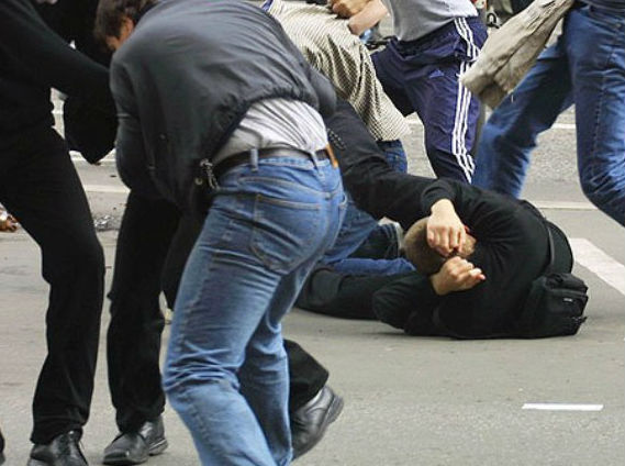Четыре человека госпитализированы после драки на юго-востоке Москвы