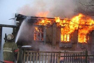 Двухлетние близнецы заживо сгорели в Забайкалье