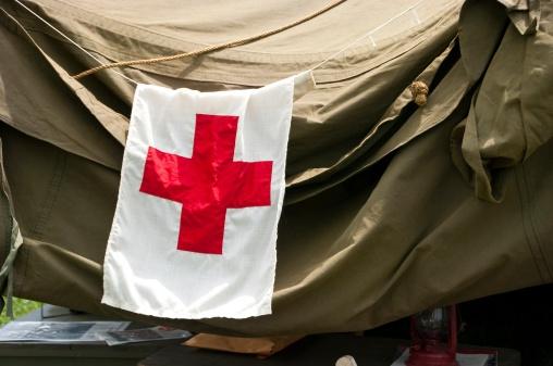 Американцы поучаствовали на Украине в учениях по тактической медицине