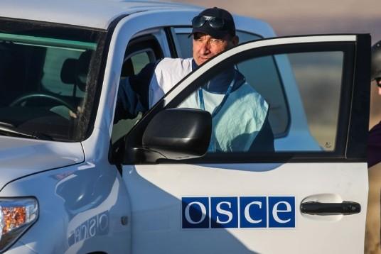 Украина срочно хочет увеличить число представителей миссии ОБСЕ