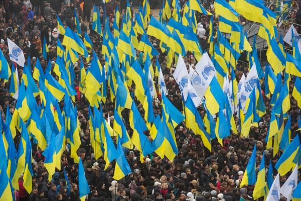 На Украине предложили запретить митинги и массовые акции
