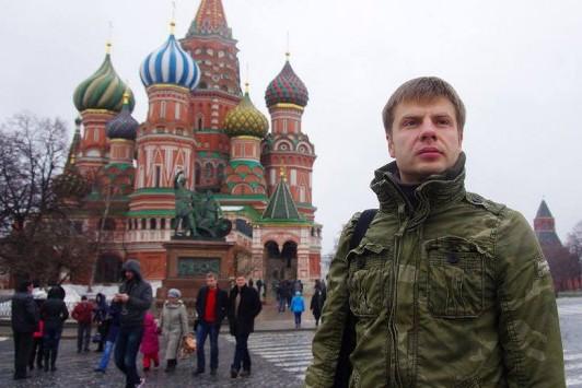 Украинский консул посетил Гончаренко