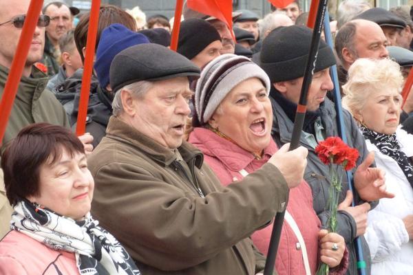 «Героям АТО» украинский народ кричал: «Позор!», «Фашисты!», «Убийцы!»