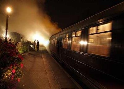 На железной дороге под Харьковом прогремел взрыв