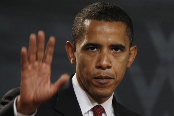 Обама ввел эмбарго на поставку оружия Украине